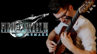 FINAL FANTASY VII REMAKE: 'Jessie's Theme' | Classical Guitar | John Oeth