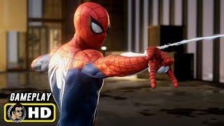 SPIDER-MAN (2018) Turf Wars DLC Gameplay Trailer PS4
