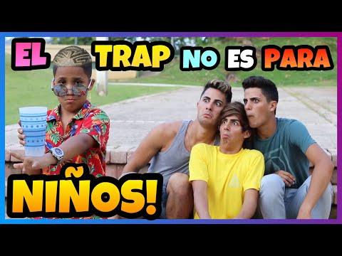 Daniel El Travieso - Hasta Los Niños Escuchan Trap.