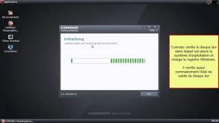 Virus: Suppression avec le CD bootable de Comodo rescue disk (gratuit)