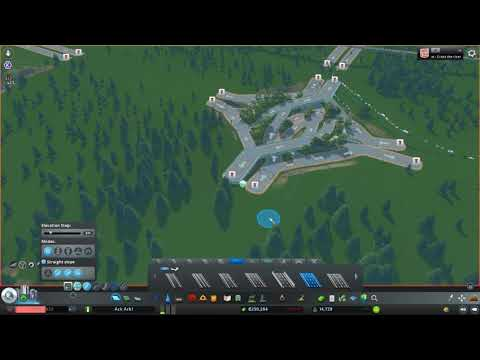 Cities Skylines Modded Speedbuild | OhMyKenai Part 9: It's the Horses! |
