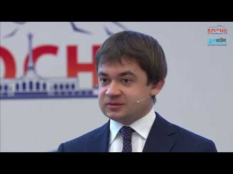 SAC 2015 Day 4 - Panel Discussion: Professional Sports' Development in Russia