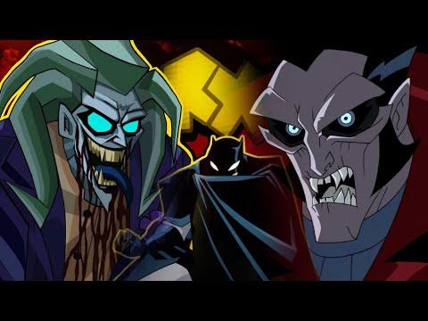 ОБЗОР НА: Бэтмен против Дракулы (Batman VS Dracula 2005)