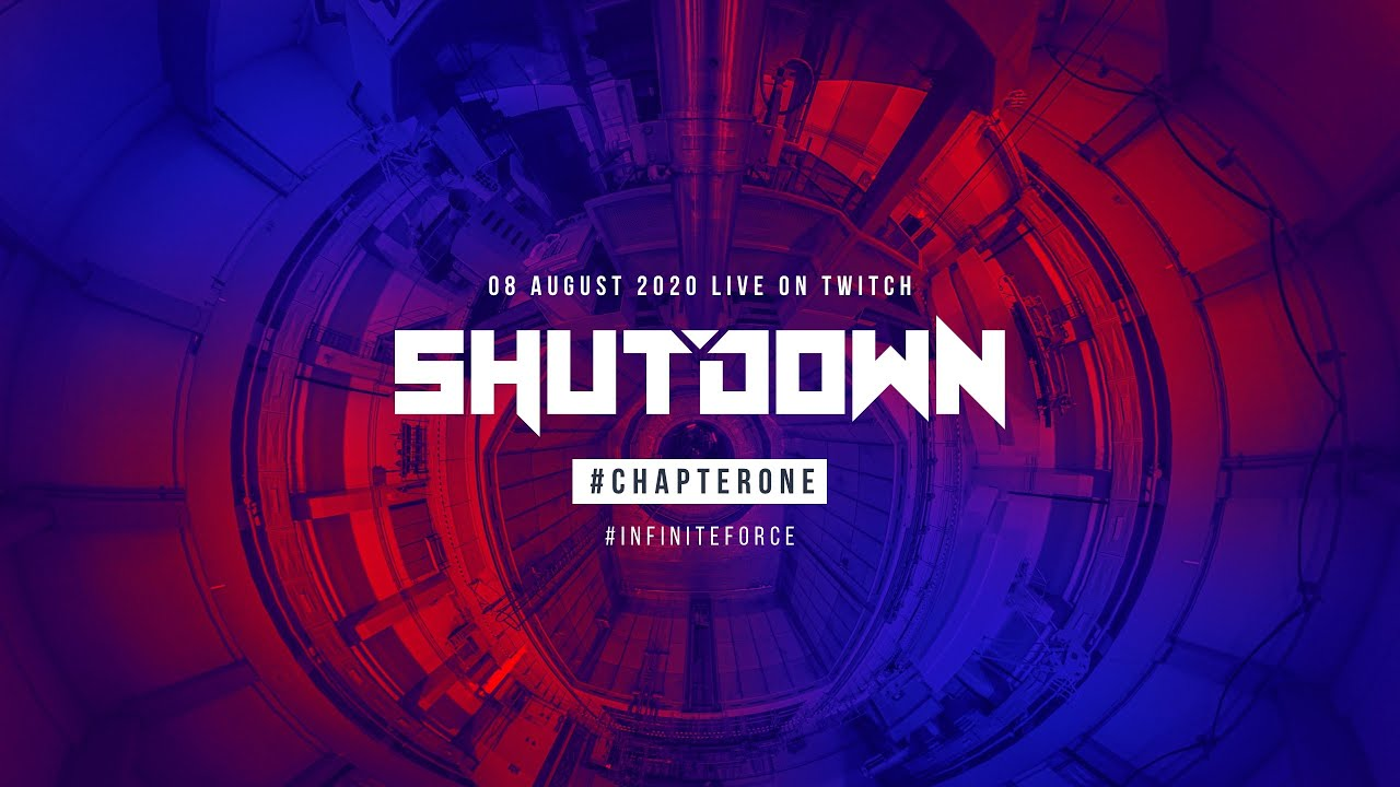 #ChapterOne Shutdown Festival #InfiniteForce