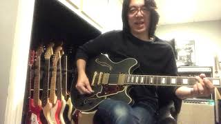 D'Angelico Deluxe DC / GEAR DEMO / TFGD#1