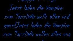 Tanz der Vampire Der Tanz der Vampire