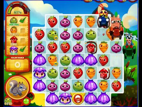 Farm Heroes Saga Level 1708