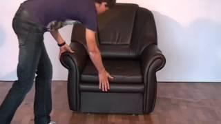 Кресло кровать Аэлита(Каркас изготовлен из фанеры и хвойных пород древесины. Мягкие элементы выполнены из пенополиуретана..., 2012-07-31T08:58:50.000Z)