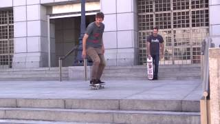 STAIRS SKATE SUPPORT