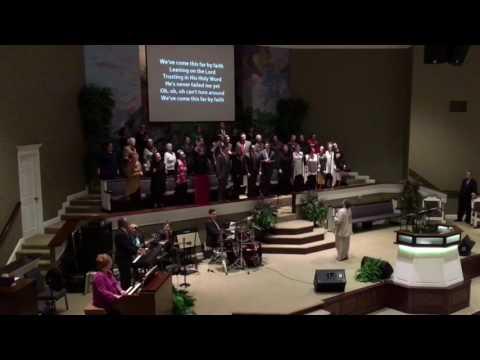 Lighthouse Sanctuary Choir: Weve Come This Far  Faith Medley