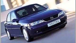 Тест драйв Opel Vectra B (обзор)