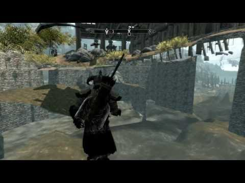 New Skyrim Hidden Chest Glitches After 19 patch - YouTube