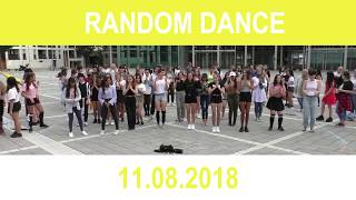 [PART 5.1] KPOP RANDOM DANCE GAME IN PUBLIC | STUTTGART GERMANY | 11.08.18