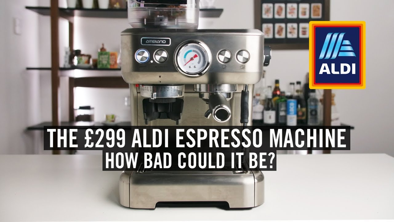 The 299 Aldi Espresso Machine How Bad Could It Be Youtube,Best Moscato Wine 2018
