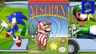 NES Open Tournament Golf Let