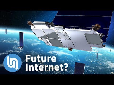 """成千上万枚卫星绕行地球 让全世界连上高速网路!马斯克""""星链计划""""(图/视频)"""