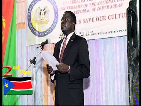 Embassy of South Sudan to Eritrea Celebrates 2nd Anniversary of Independence