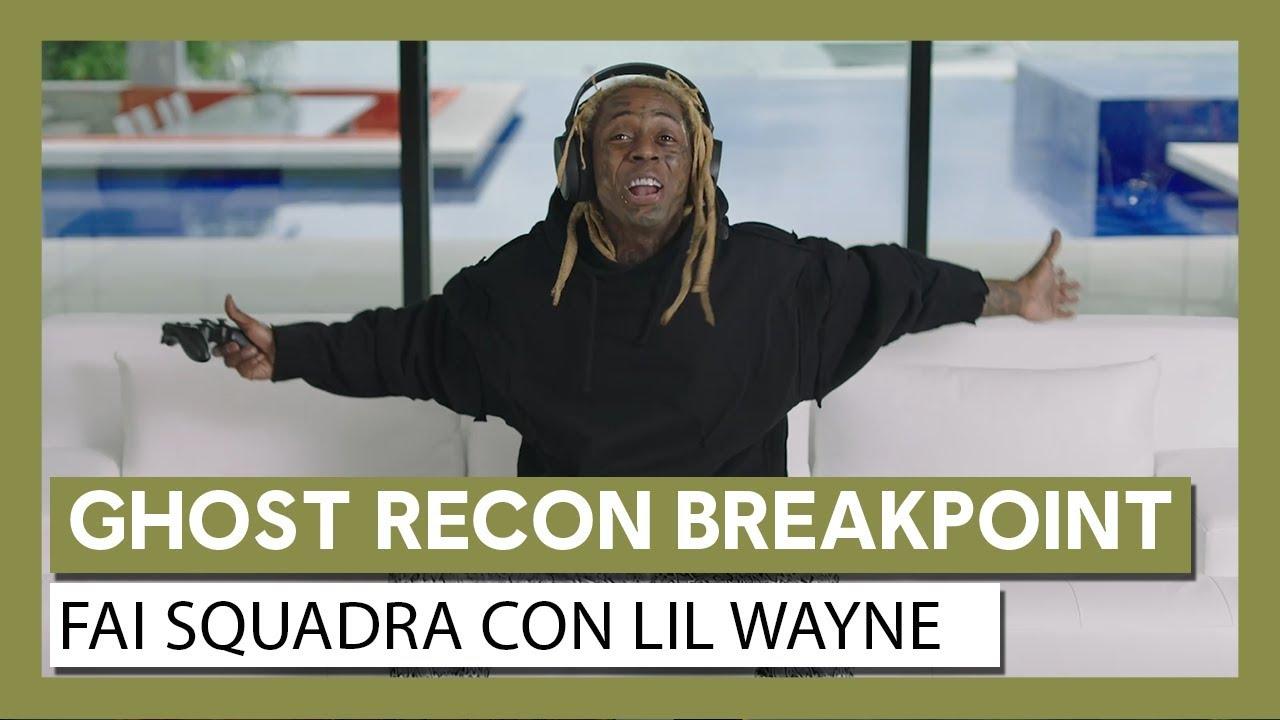 Ghost Recon Breakpoint:  Fai Squadra Con Lil Wayne Live Action Trailer