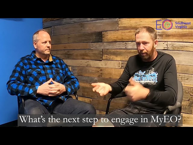 4) What's the next step to engage in MyEO?
