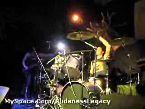Skitzo (drum solo) 2/4/11