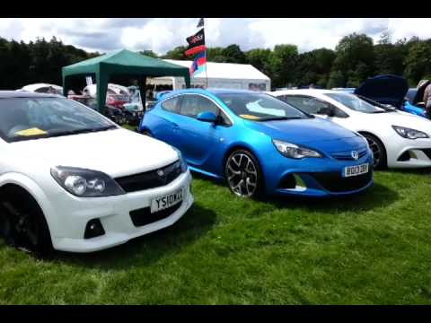 Car In The Park 2014 - VXROnline