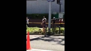 トライアスロンWC横浜大会 2014