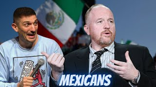 Comedians on MEXICANS (Part 1/2)