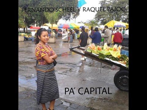 Entrevista, Pa´Capital con Fernando Scheel y Raquel Pajoc