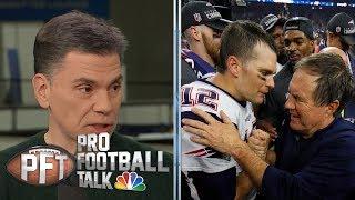 Has the Tom Brady-Bill Belichick relationship healed? | Pro Football Talk | NBC Sports