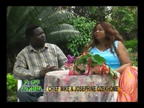 Two of a Kind With Cheif Mike and Josephine Ozekhome