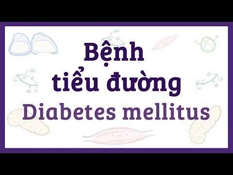 Bệnh tiểu đường (type 1, type 2) &  tiểu đường acid ketone (DKA)