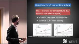 Exploring the temperature and sea level response of geoengineering