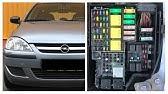 [SCHEMATICS_4JK]  Opel/Vauxhall Vectra C (2002-2008) Fuse Box Diagrams - YouTube | Opel Vectra C Fuse Box Diagram |  | YouTube