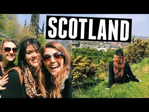 Scotland Travel // Exploring Edinburgh