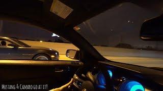 Mustang GT VS Camaro SS