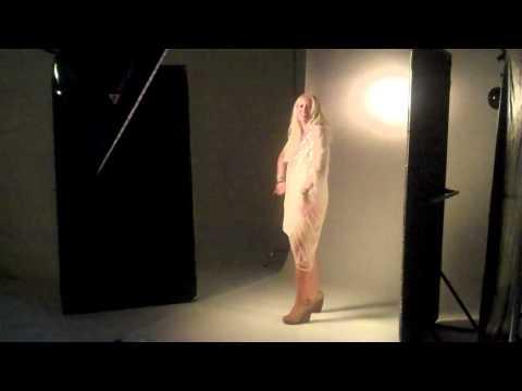 Kimberly hendrix: TBT photoshoot behind the scenes part 1