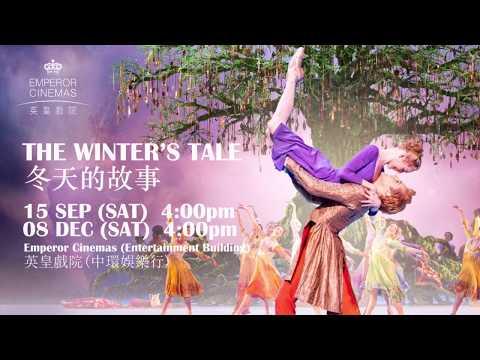 冬天的故事 歌劇 (The Winter's Tale)電影預告