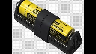 """Видео обзор зарядного устройства F1 с функцией """"Power Bank"""" от """"Nitecore""""."""