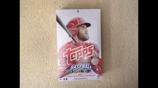 2018 Topps Series 2 Baseball Hobby Box - Part 1  ✨New✨