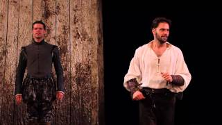 When three witches tell Macbeth that he is destined to occupy the t...