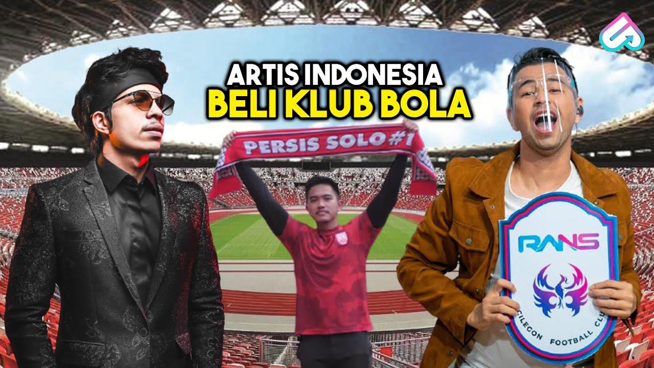 BEGINI CARA SULTAN INDONESIA MENGHABISKAN UANGNYA! 10 Orang Indonesia Yang Membeli Klub Sepak Bola
