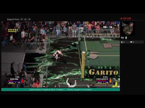 Garito Dome  Chopping Block Chapter 1: Enemy Caught  In  Crosswire