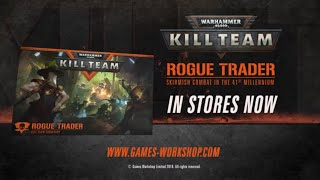 Kill Team: Rogue Trader - In Stores Now