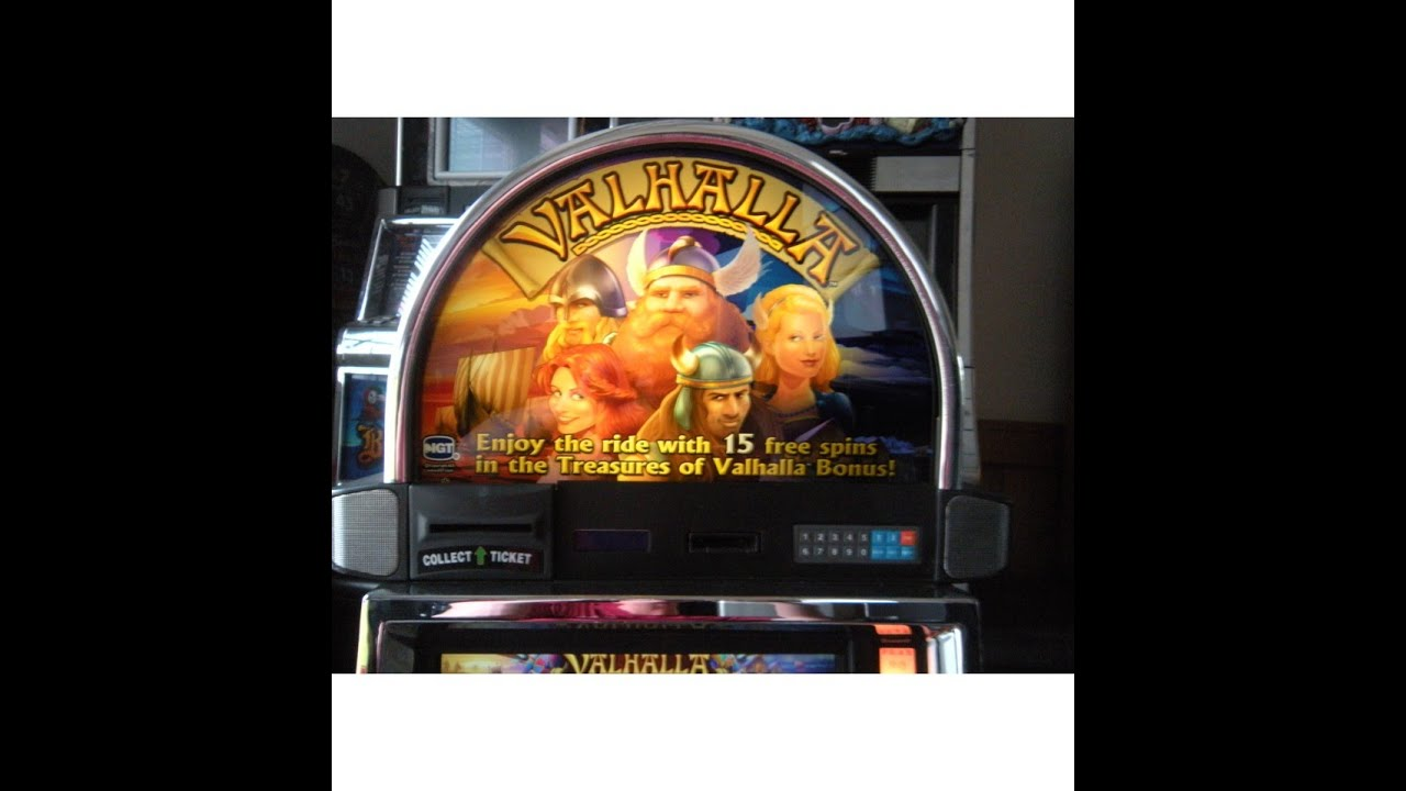 Valhalla Slot Machine