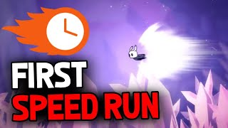 Hollow Knight First Speed Run Attempt Live w/ Relyea