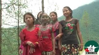 नुवाकोटका तामाङ बालबालिकाहरु, Tamang kids of the Nuwakot .