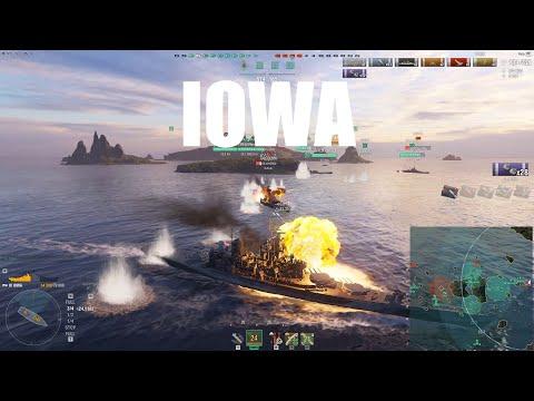 Iowa - The Legend