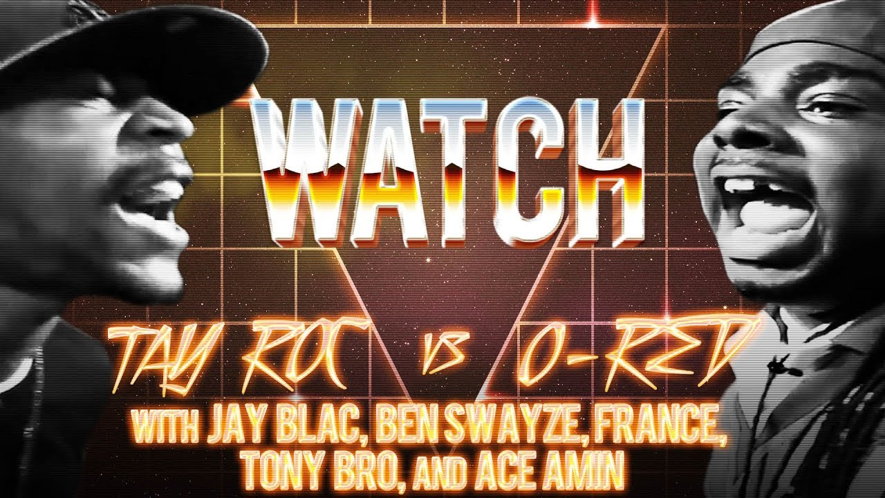 WATCH: Tay Roc vs O-Red