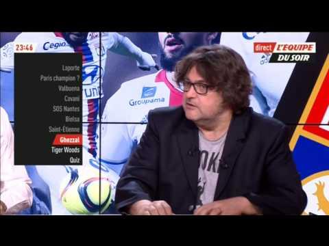 L'Équipe du soir : Débat sur la prolongation de Rachid Ghezzal à Lyon