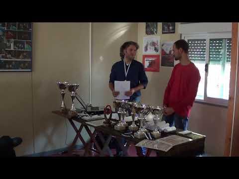 ( 3/5 ) Aπονομή βράβευσης - F1 Fans Kart Challenge Athens 2017